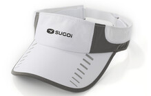 Sugoi Men's RSR Visor white